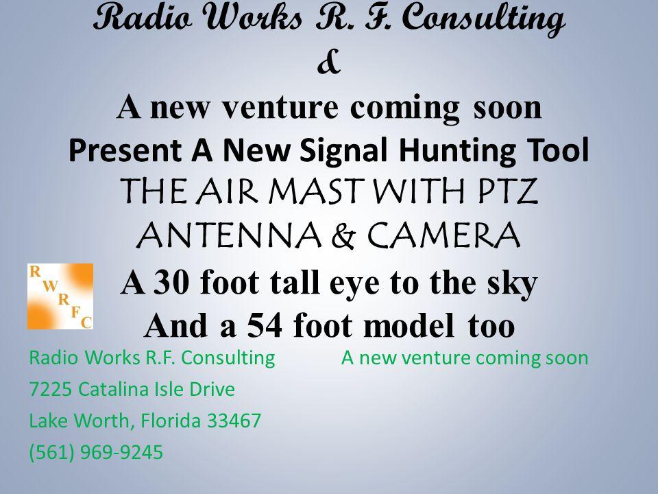 Radio Works R. F.