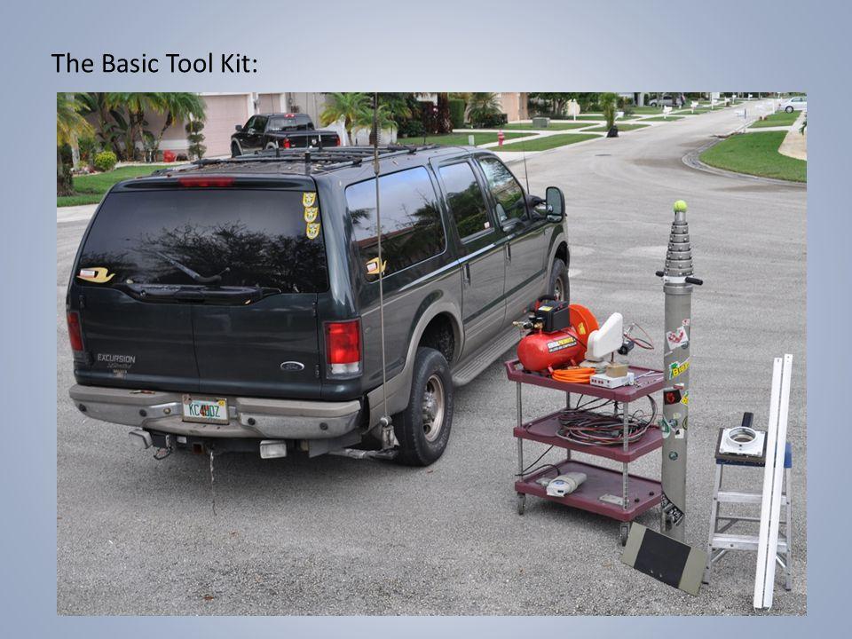 The Basic Tool Kit:
