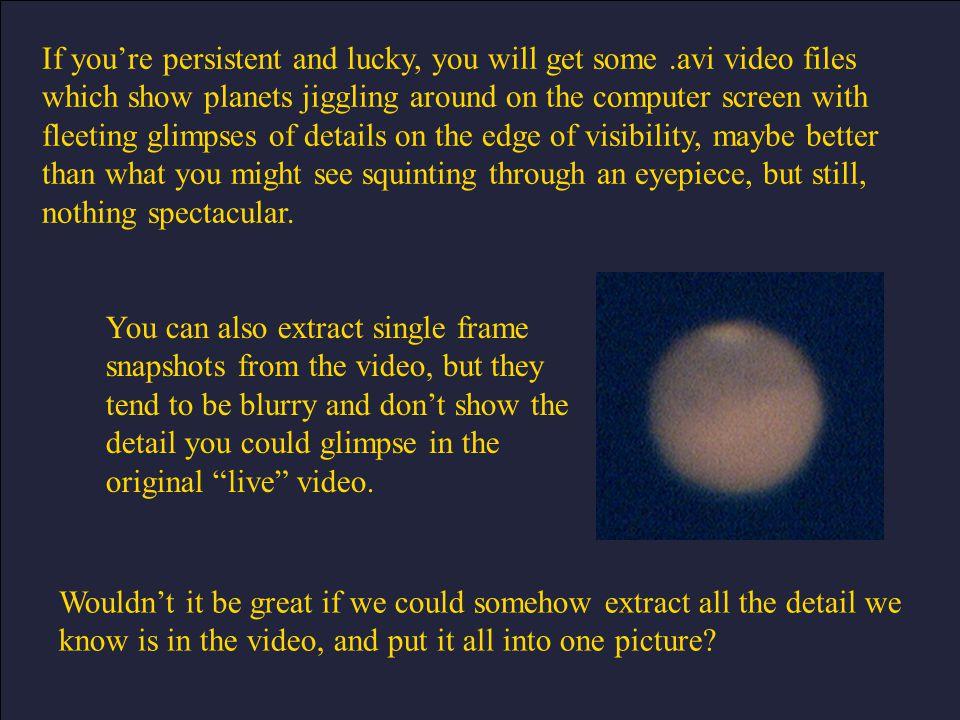 Venus, February 17, 2009, 23:07 UT The Inner Planets