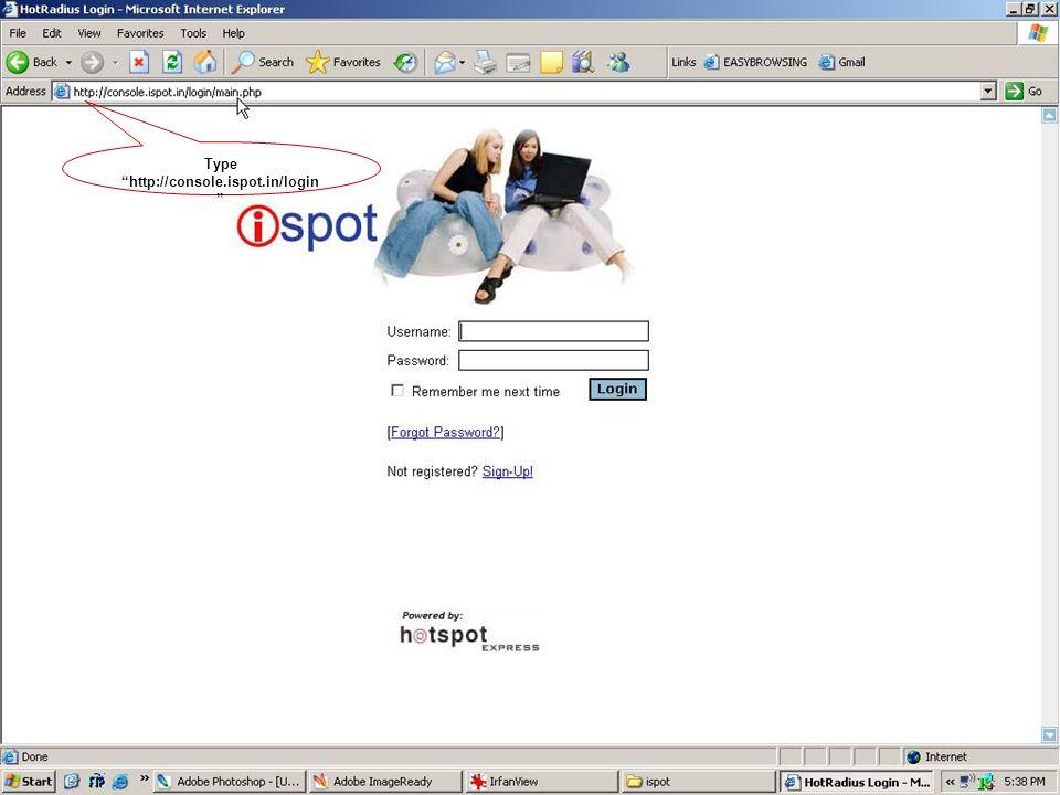 Enter Authorized User Name & Password HolidayInn