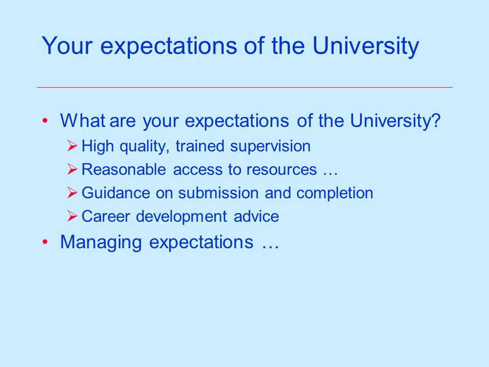 Plan what skills you need Personal Development Planners See them as a diary / planner for your entire research programme