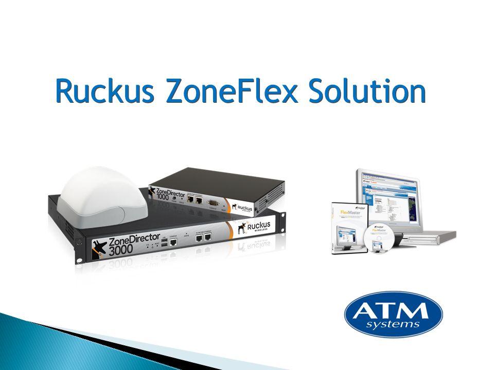 Ruckus ZoneFlex Solution