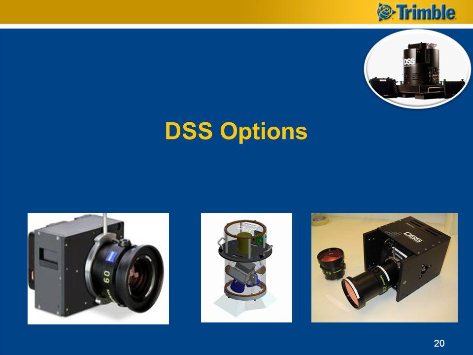 DSS Options 20