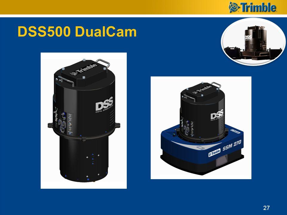 DSS500 DualCam 27