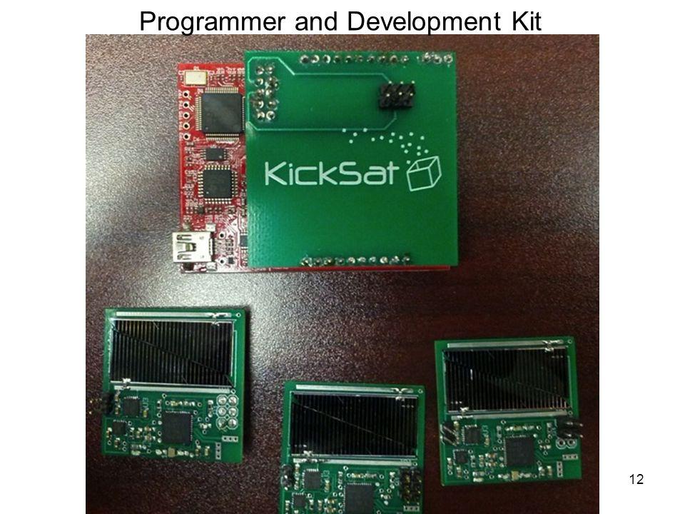 12 Programmer and Development Kit