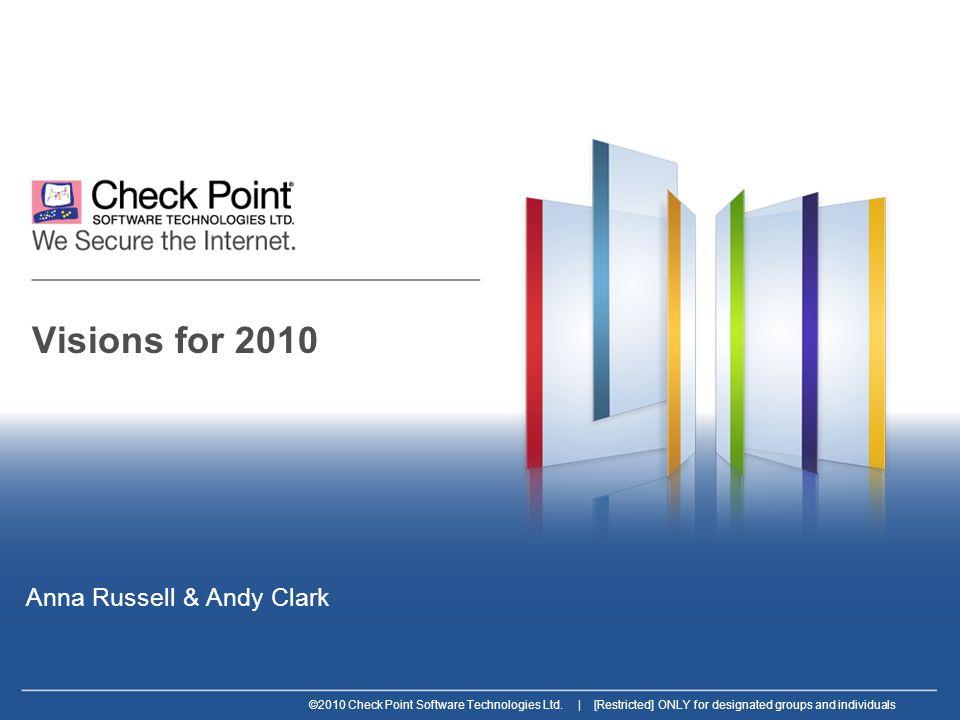©2010 Check Point Software Technologies Ltd.