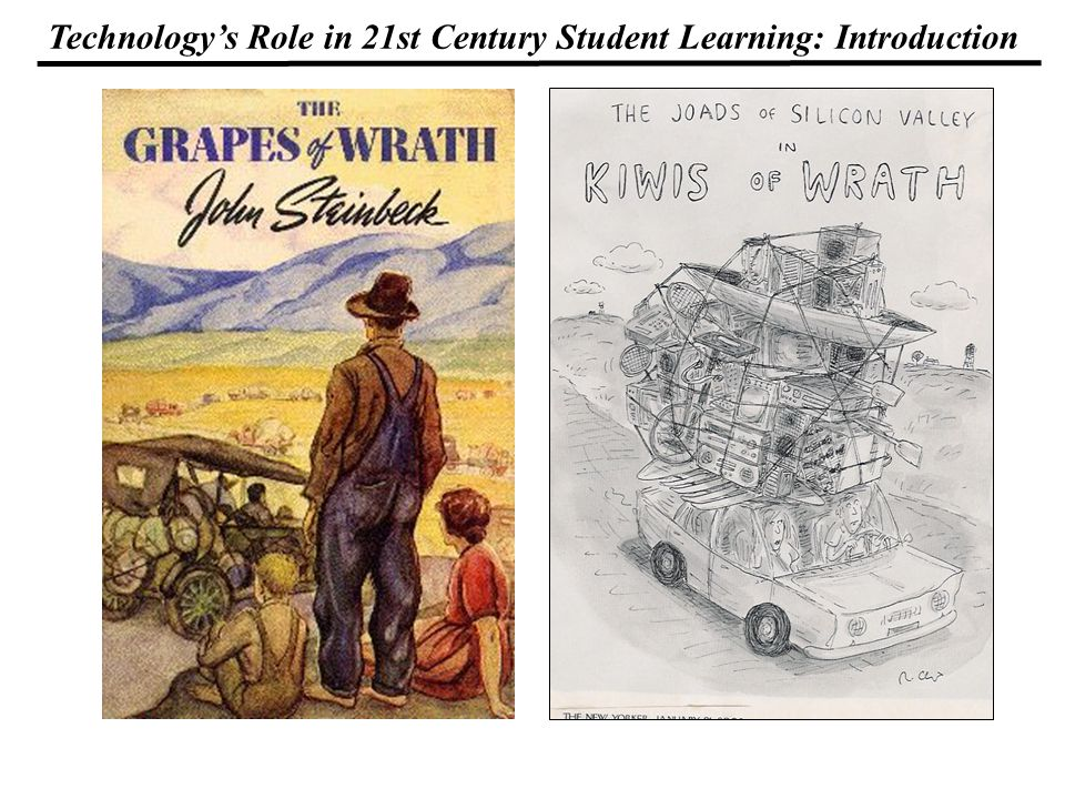 Technologys Role in 21st Century Student Learning: Introduction What are the most essentials questions re technology and 21 st century learning?