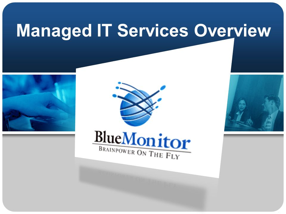Managed IT Services Overview
