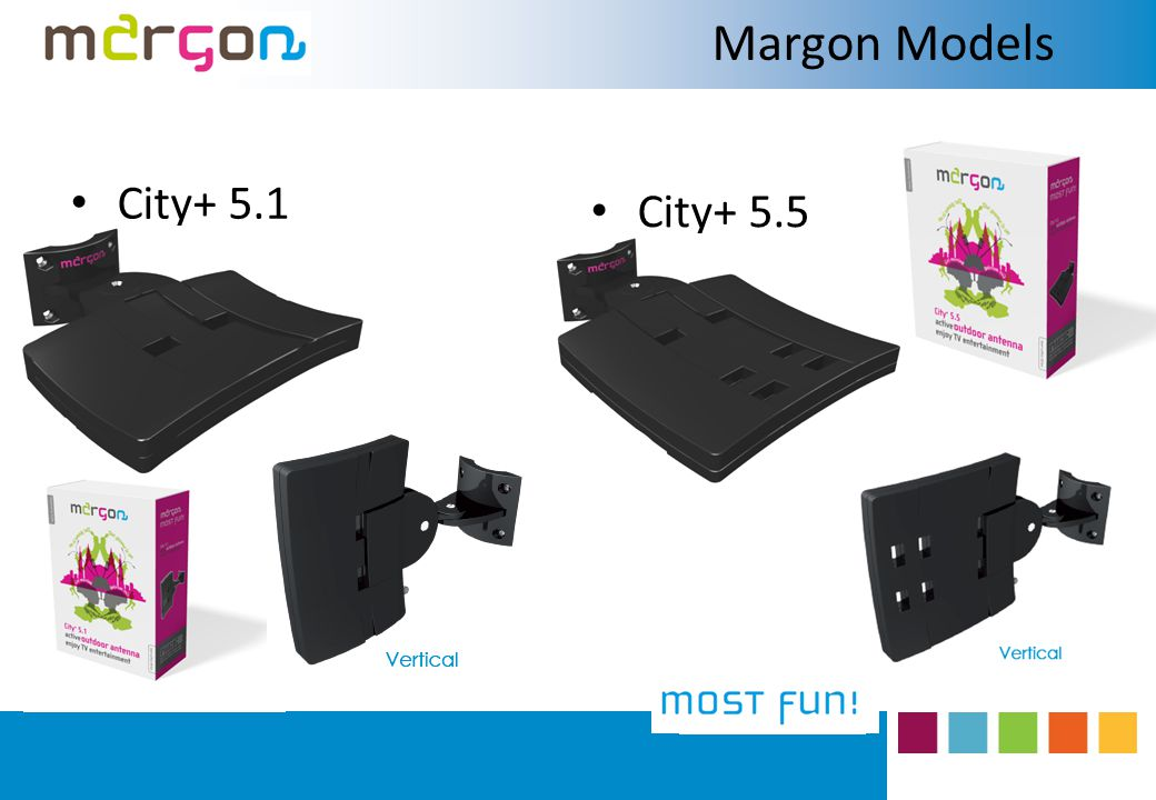 Clearly the Best City+ 5.1 Margon Models City+ 5.5