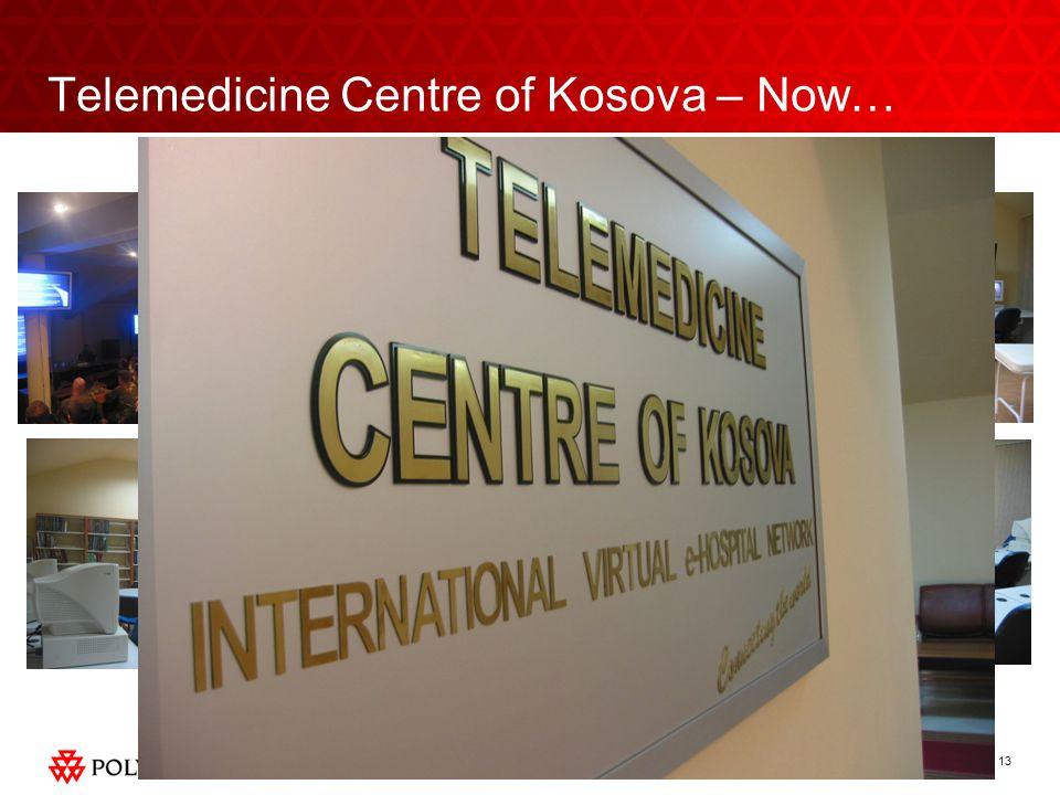 136/2/2014 Telemedicine Centre of Kosova – Now…