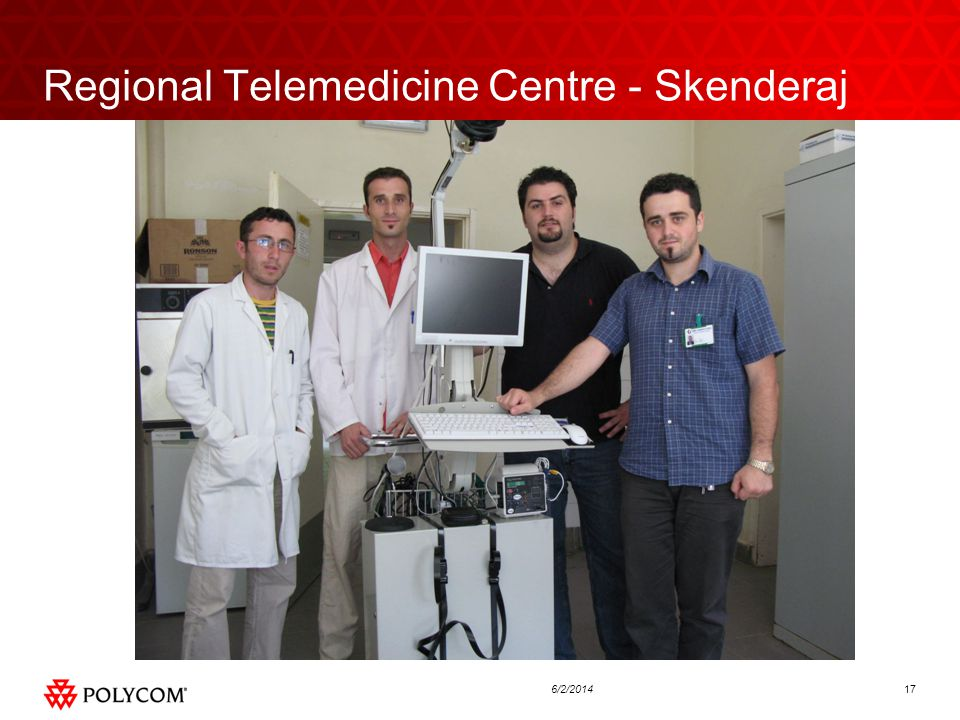 176/2/2014 Regional Telemedicine Centre - Skenderaj