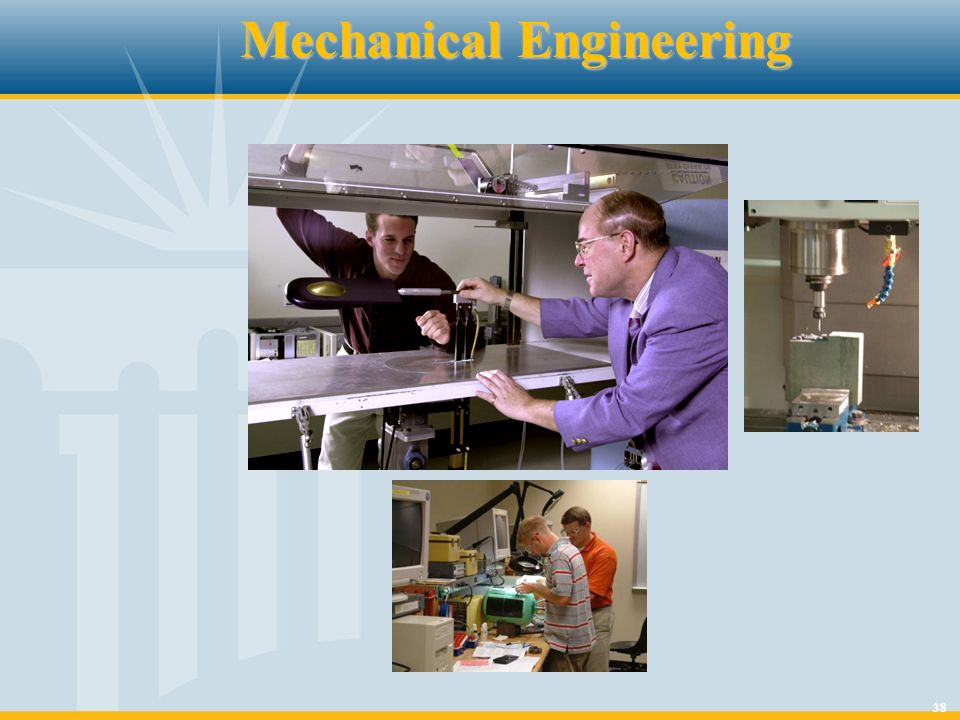 38 Mechanical Engineering