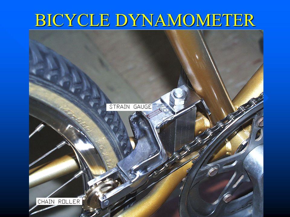 BICYCLE DYNAMOMETER