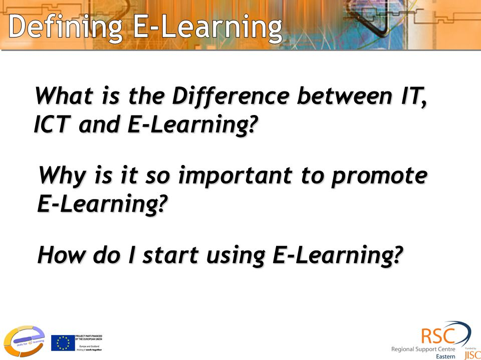 anytime Enabling learners to access some or all elements of their learning at any time that computers are available.