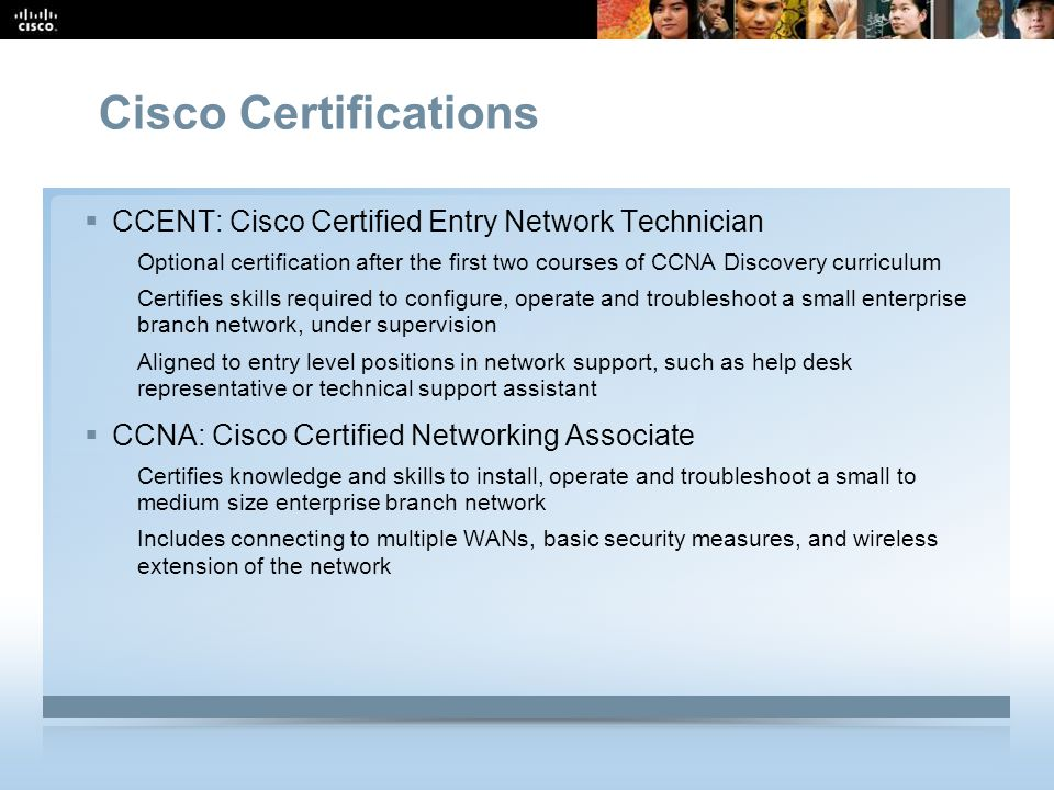 CCNA Overview 103 © 2009 Cisco Systems, Inc.All rights reserved.