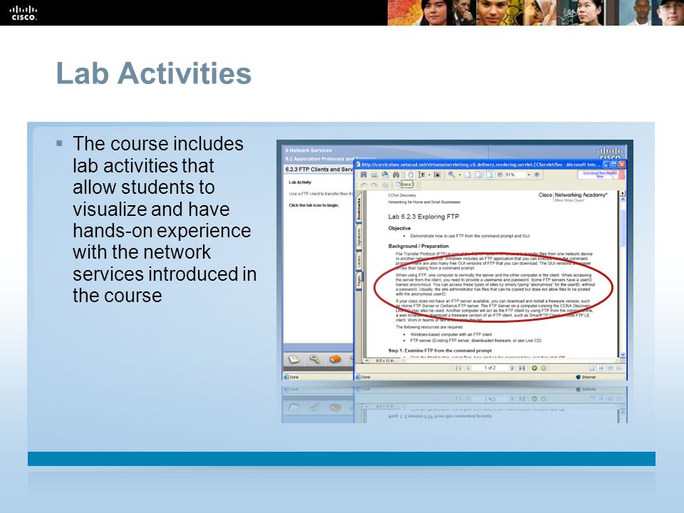 CCNA Overview 50 © 2009 Cisco Systems, Inc.All rights reserved.