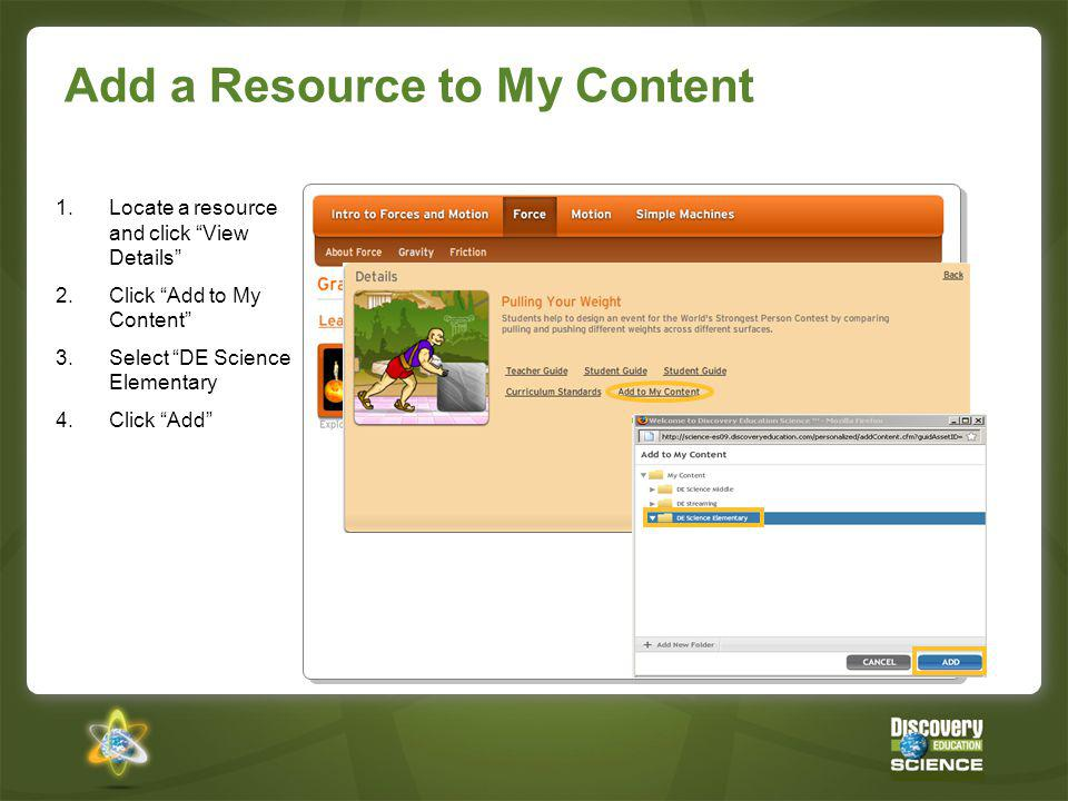 Assignment Builder The Assignment Builder is a versatile resource that helps you build online activities and web- based projects that are stored on the Discovery Education streaming servers.