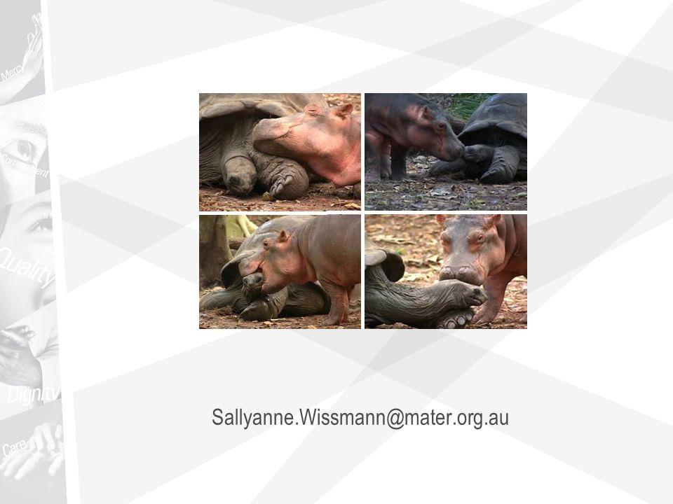 Sallyanne.Wissmann@mater.org.au