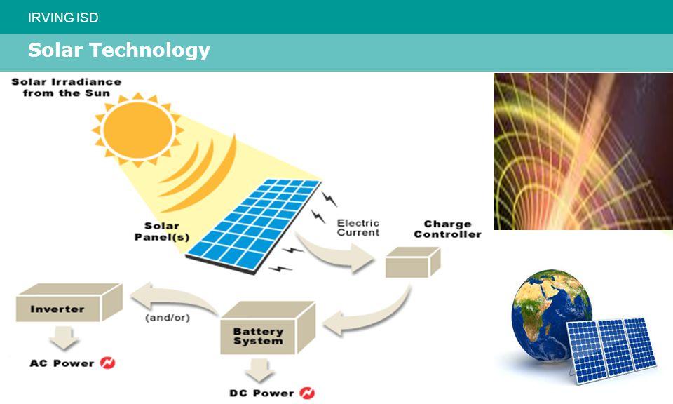 IRVING ISD Solar Technology
