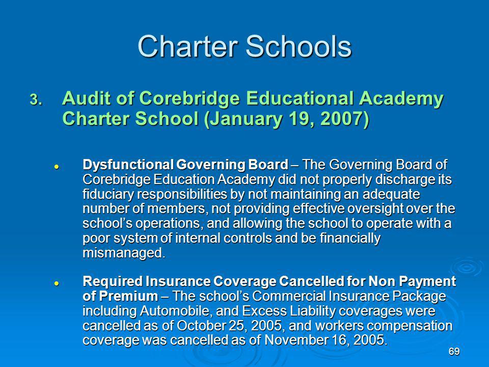 69 Charter Schools 3.