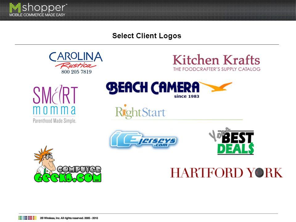 Select Client Logos