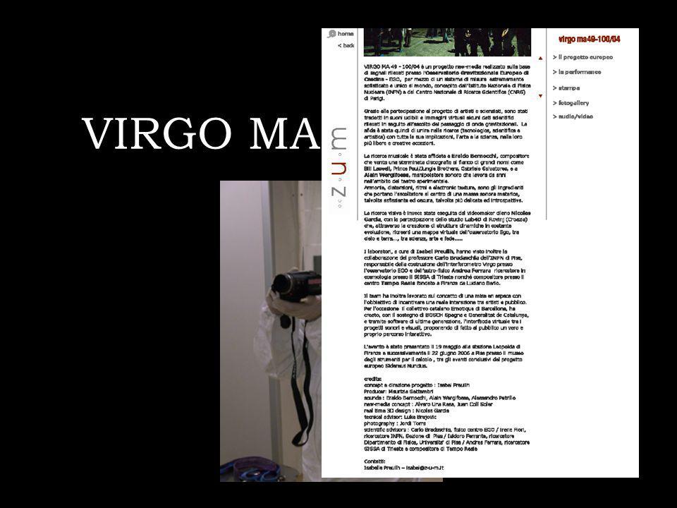 VIRGO MA49 – 100/04