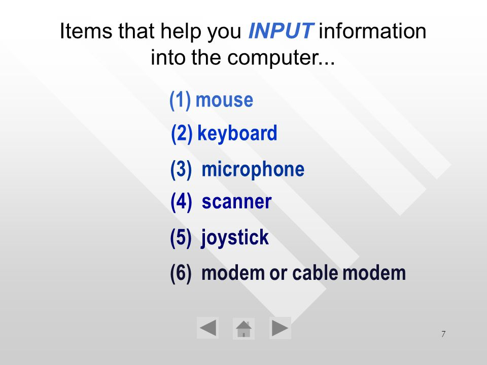 58 Basic Input Output System (BIOS) is the part of the operating system that handles communication between the computer and all of its peripheral devices (keyboard, printer, mouse, etc.) BITS AND BYTES