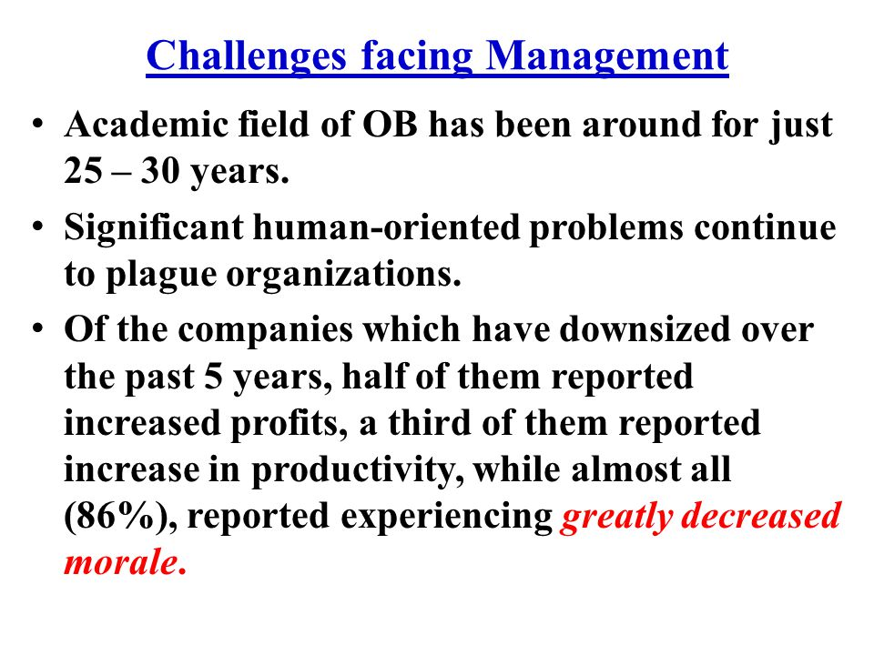 Clearly the variables the experimenters manipulated were not the only nor dominant causes of productivity changes.