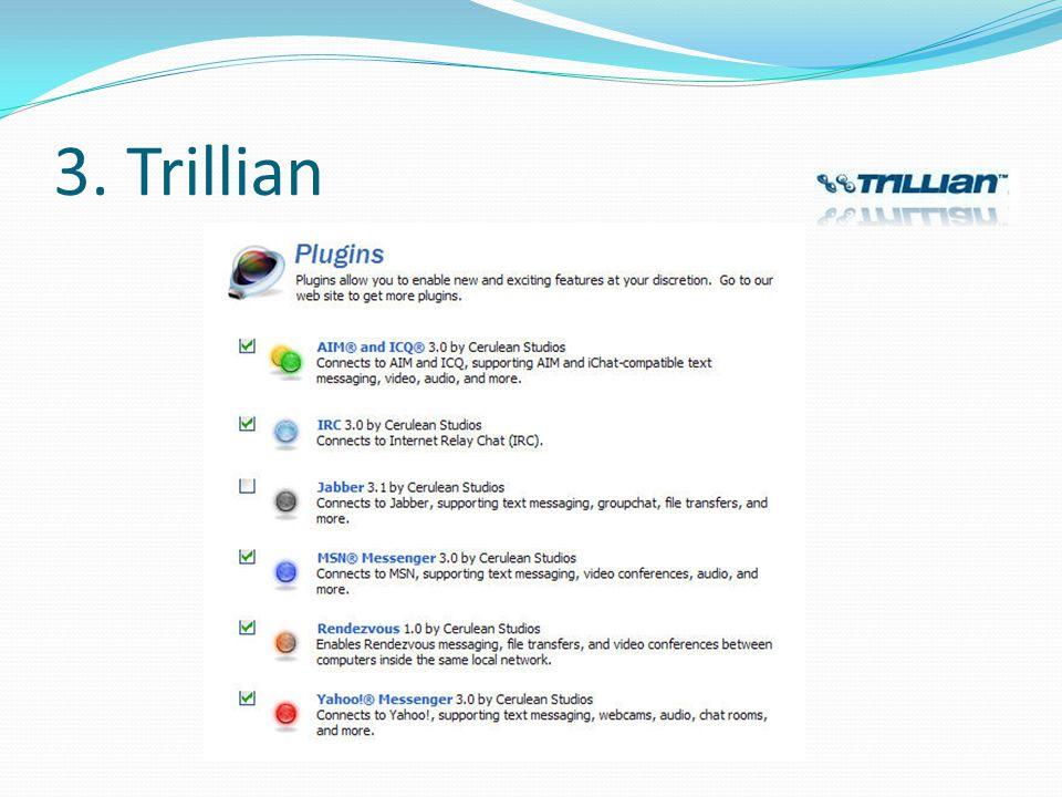 3. Trillian