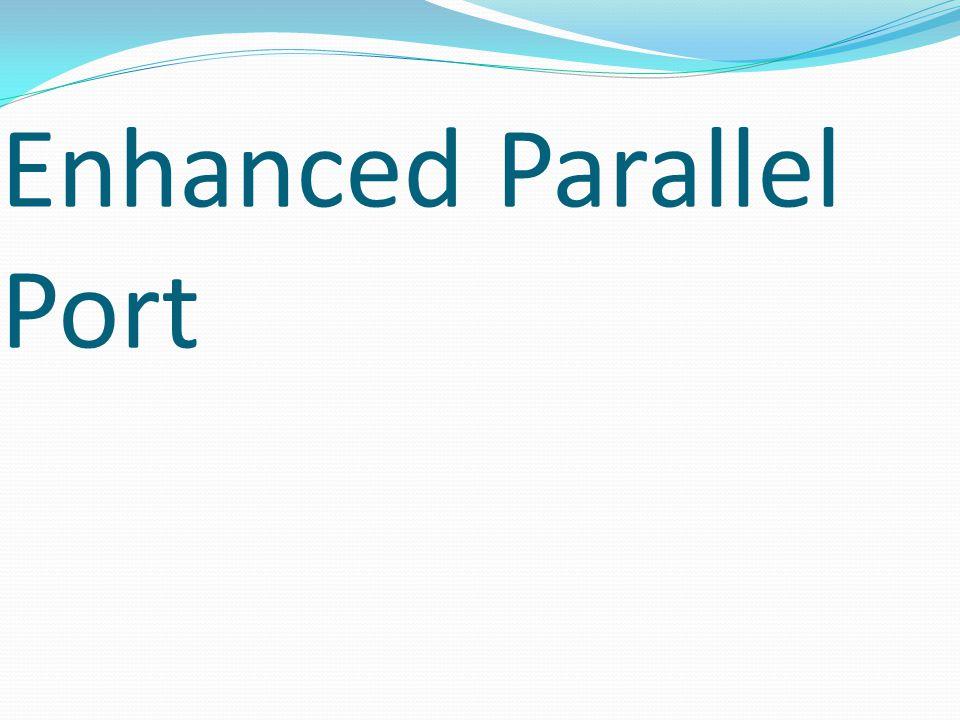 Enhanced Parallel Port