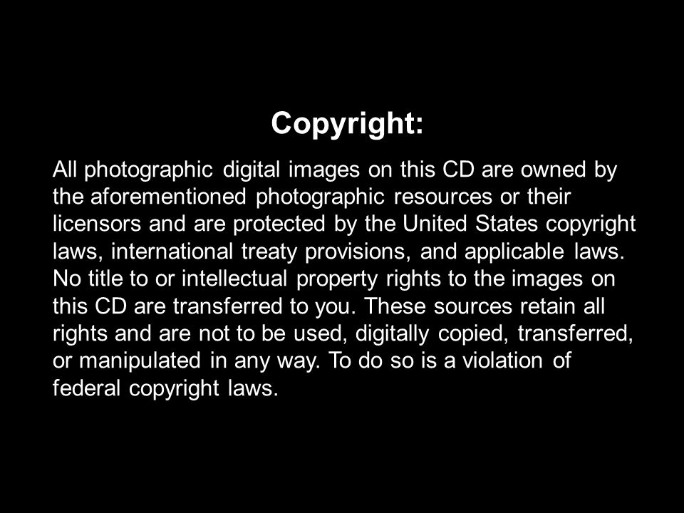 Digital-based photography sources: PHOTODISC, INC. Business & Occupations Vol. 7 Obj. A: #7327 Photos copyright PhotoDisc, Inc. 2013 Fourth Ave., Seat
