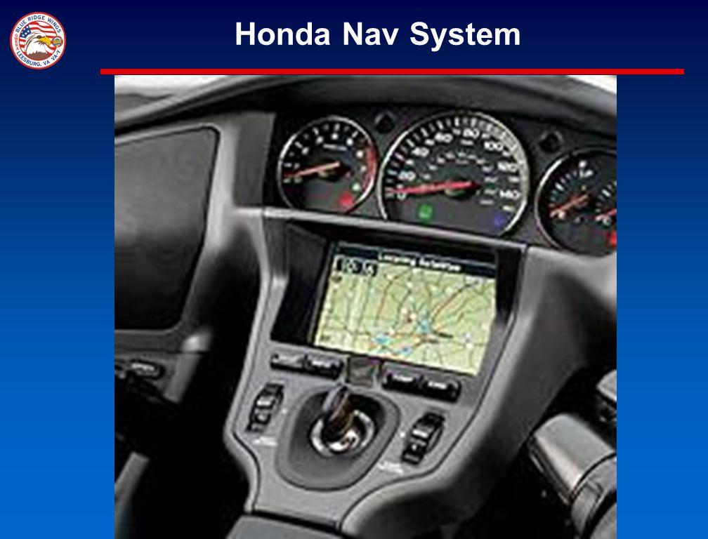 48 Honda Nav System