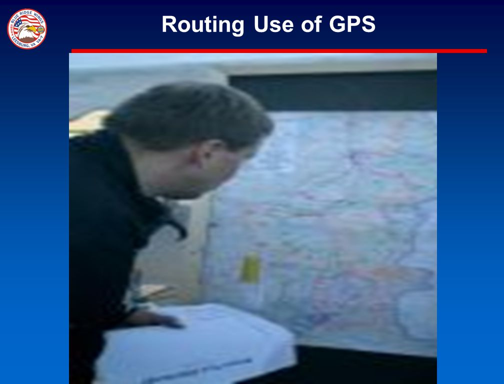 8 Routing Use of GPS