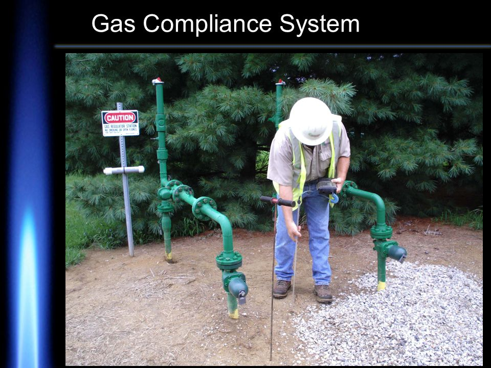Gas Compliance System