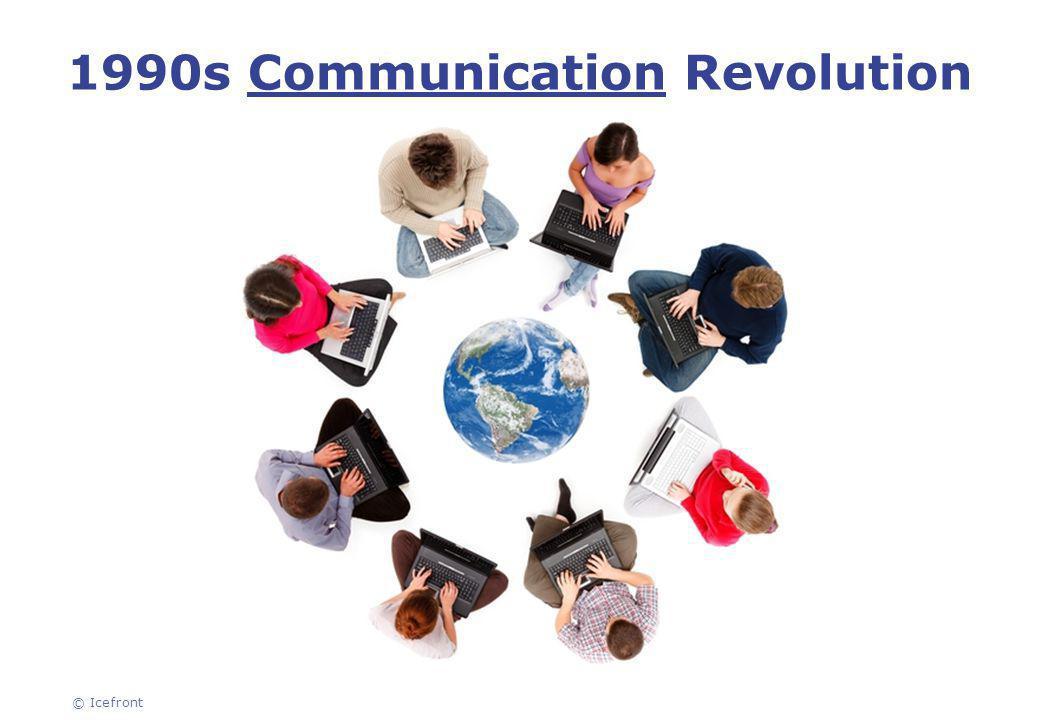 2000s Information Revolution © Haywiremedia