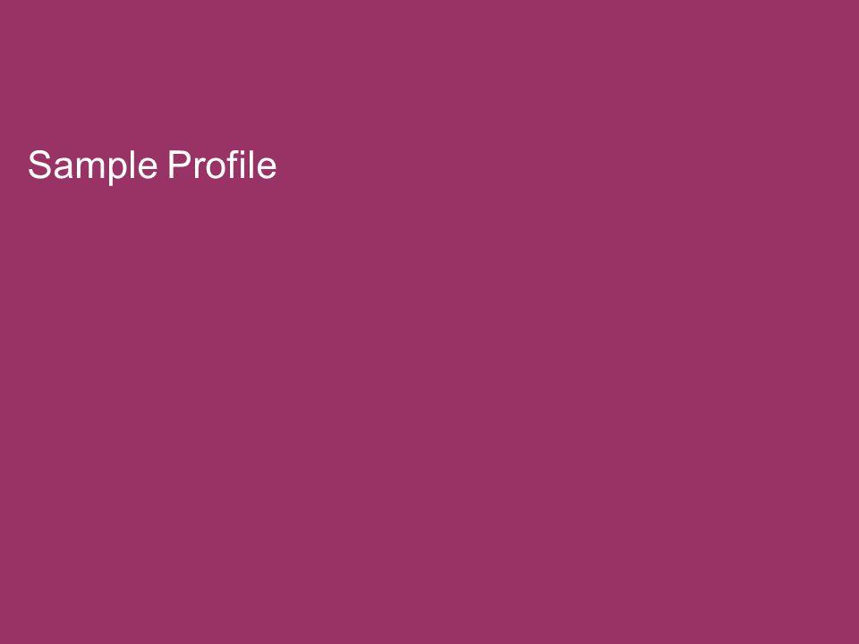 TNS mrbi/136941/Law Society IT Survey/February 2006 5 Sample Profile
