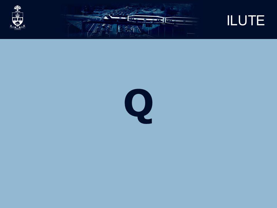 ILUTE Q