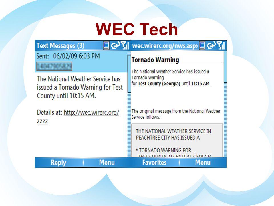 WEC TechWEC Tech