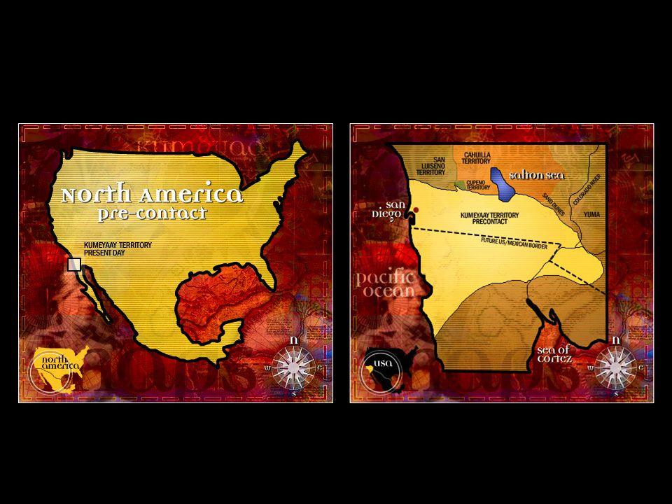 tribal peace: spanish incursion