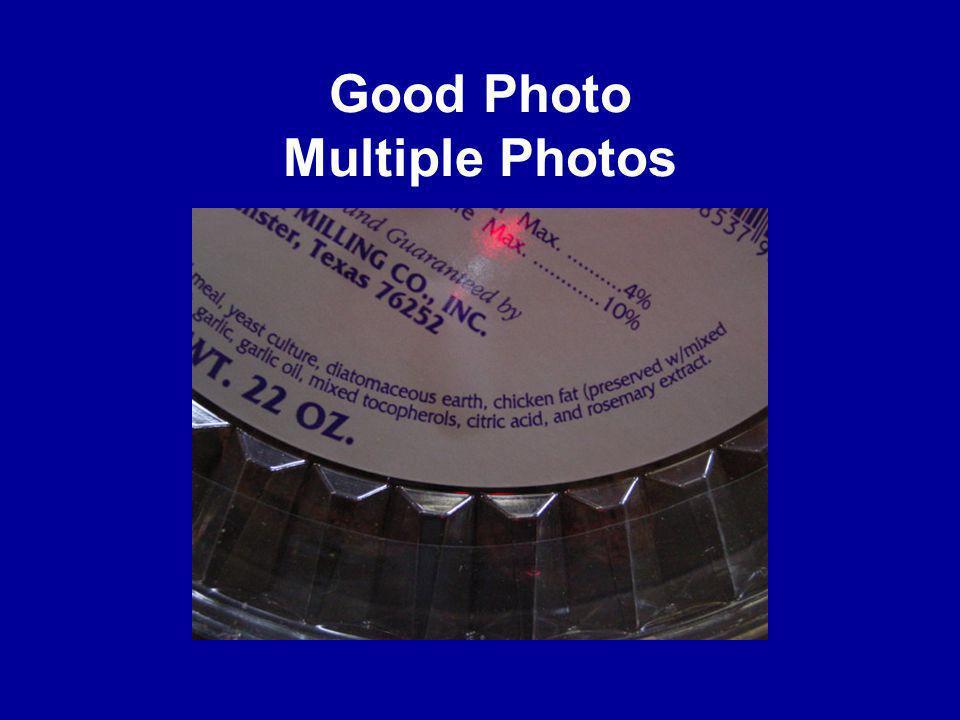 Good Photo Multiple Photos
