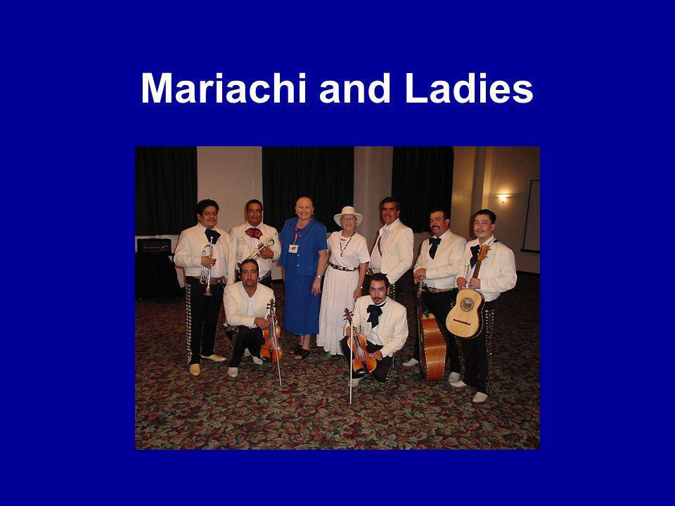 Mariachi and Ladies
