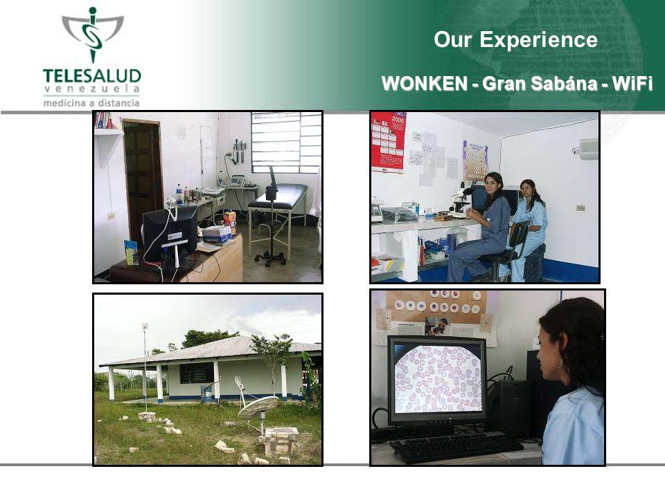 WONKEN - Gran Sabána - WiFi Our Experience