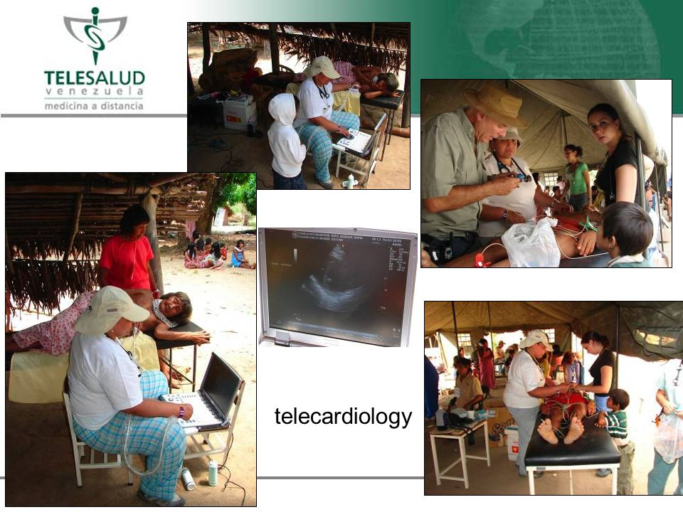 telecardiology