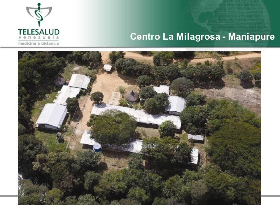 Centro La Milagrosa - Maniapure