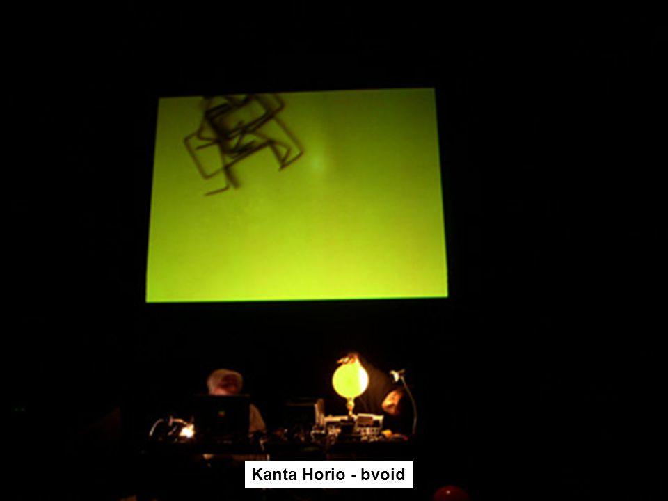 Kanta Horio - bvoid