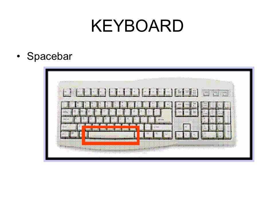 KEYBOARD Enter (Return) Key
