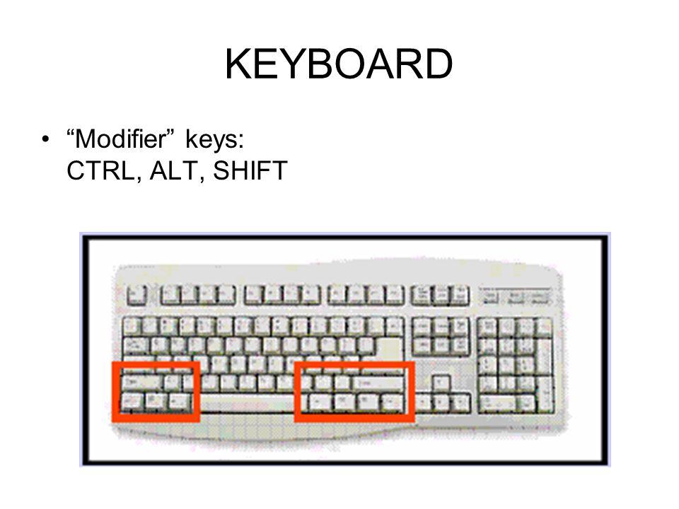 KEYBOARD Spacebar