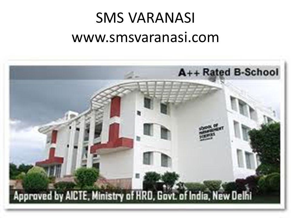 SMS VARANASI www.smsvaranasi.com