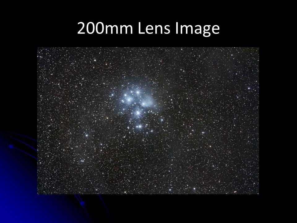 200mm Lens Image