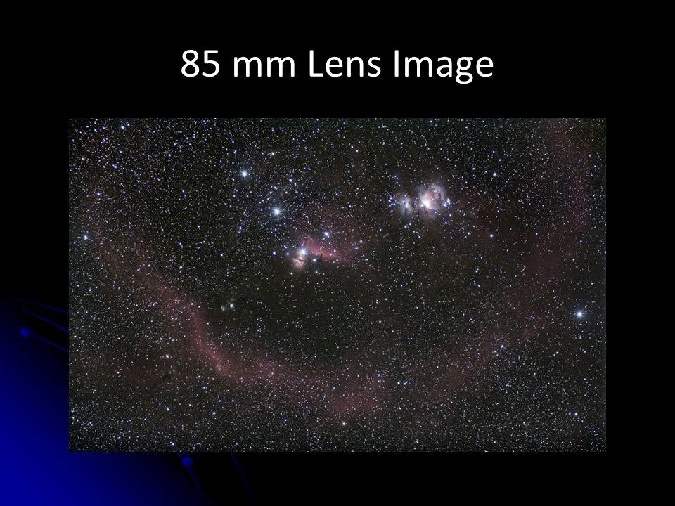85 mm Lens Image
